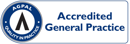 Accredited General Practice (AGPAL Quality Practice) Logo